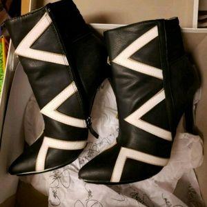 GX by Gwen Stefani Shoes - GX by Gwen Stefani black booties